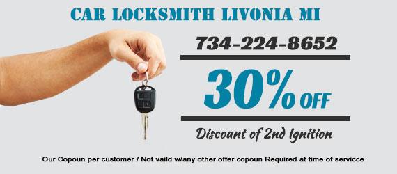 Car Locksmith Livonia MI Coupon Livonia MI